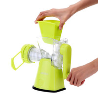 Wholesale Anself Home Multifunctional Manual Meat Grinder Detachable Wring Mince Machine Dining Pasta Maker Practical Kitchen Utensils Tools H16077