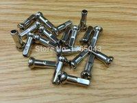 Wholesale Sapim Polyax mm Brass nipples mm G bike nipple black or silver free ship