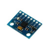accelerometer gyroscope chip - 1pcs Useful MPU Module Axis Gyroscope Accelerometer Module with bit AD converter MPU Chip