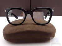 Wholesale Brand TOM FOR men and women TF5179 fashion acetate big frame spectacle optical eyeglasses frame glasses frame original case