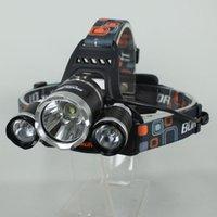 best bike headlight - Best Low cost short LM JR X CREE XML T6 LED Headlamp Headlight Mode Head Lamp AC Charger for bicycle bike light