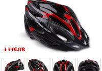 bc bike - Brand New BASECAMP Adjustable Adult Bike Bicycle Cycling Road Hero Safety Carbon Helmet Visor BC S