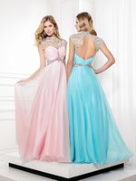 Cheap New Crystal Floor-Length Dresses Prom Vestidos De Festa Crystal Dress Evening Gown Party Long Peacock Backless Prom Dress 2015