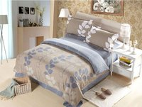 Wholesale Home textiles bedclothes Cotton bedding sets luxury Include Duvet Cover Bed sheet Pillowcase