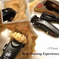 brand shaving products - Brand Professional W Electric Pet Dog Hair Trimmer Electric Scissors Animal Hair Grooming Cutters V Shaving Cutting Machine