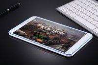 Date comprimé de 8 pouces à écran Quad Core MT6582M IPS 8G bluetooth Android 4.4 GPS tablette 3G avec la carte sim tablette fente de téléphone