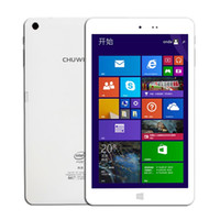 windows 8 tablet - Original inch Chuwi HI8 Dual Boot Windows Win10 Android Intel Z3736F Quad Core GB GB Tablet PC Windows