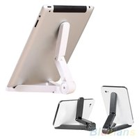 Wholesale Foldable Adjustable Stand Bracket Holder Mount for Apple iPad Tablet PC MUB