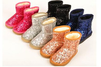 age boots - New arrive winter baby shoes snow warm boots for kids from age to size eur26