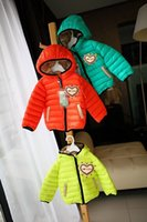 Wholesale New Baby Jackets baby coat in stock Winter designs rr97