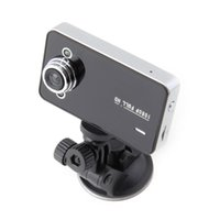 automotive video recorder - 2 quot K6000 HD Vehicle GPS DVR Car Camera Video Dashboard Recorder Night Vision parking YKS
