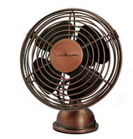 Wholesale Antique computer usb small fan silent mini electric fan plug desktop small table fan air conditioning fan