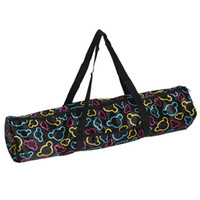 Wholesale 2015 Hot High Quality Durable Waterproof Yoga Pilates Mat Bag Carriers Backpack Pouch Multifunctional Fashion