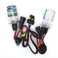 Wholesale 55W V H1 H3 H7 H8 H9 H11 Xenon HID Car Headlight Conversion lamps K K K K K K