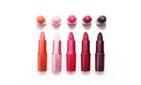 Wholesale 2016 Makeup Gia Valli Matte Lipstick Gia Valli Collection Long Lasting Lip Gloss colors Eugenie Charlotte Margherita Tats Bianca B