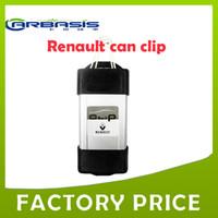 La mejor herramienta auto de la herramienta de diagnóstico de la calidad Renault puede acortar la versión V151 con la viruta llena para Renault