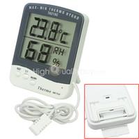 Wholesale Hot Sale Digital C F Hygrometer Humidity Thermometer Temperature Meter Max Min