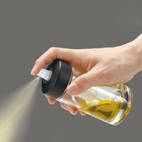 glass bottle olive oil - Super High Quality Olive Pump Spraying Bottle Sprayer Can Oil Jar Pot Tool order lt no track