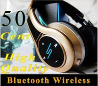 Cheap Free shipping G700 Brand High Quality Sync 50 Cent Stereo Game Mp3 Dj Studio Bluetooth Wireless Noise Isolating Headphones