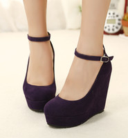 Compare Purple Heeled Shoes Prices  Buy Cheapest Platform Sneaker