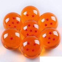Wholesale Japanese Animation Dragon Ball Stars Crystal Ball set of new in box diameter mm