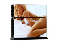 Cheap Skin Stickers Decal Cover For Sony PS4 Playstation 4 + 2 Controller Skins Sexy women 728