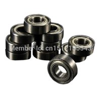 Wholesale Durable MR ZZ x11x4mm Sealed Metal Shielded Metric Radial Ball Bearing Model