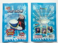 acrylic resin powder - 2015 Children DIY Magic Prop Artificial Snow Powder Kids Christmas Decoration Party gifts Instant Simulation Fake Snow DHL New