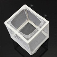 aquarium fish breeders - New Fish Hatchery Aquarium Fish Tank Breeding Breeder Net Case Baby Fish Acessories
