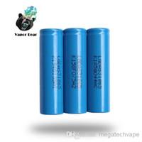 NUEVO original DAS31865 2200mah batería 18650 de la linterna Ecig de metal mod colores azules bajo la caja de regalo precio Fedex