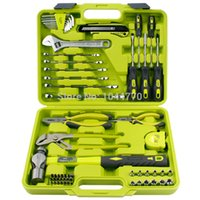 auto mechanic tool sets - Free postage sets of auto repair mechanic tool set with a combination auto repair tools integrated metal toolbox gjluo23