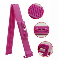 hair clipper accessories - Women girls kids cutting tools baby bangs trimmer clipper artifact ruler Hair accessories