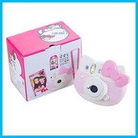 Wholesale Fujifilm Instax Mini Hello Kitty Instant Camera INS MINI KIT Polaroid Refurbished