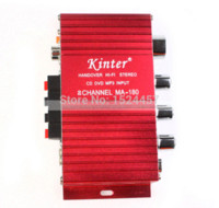 Wholesale Kinter MA180 V MINI Power Amplifiers Car Computer audio radio MP3 Amplifier USB Port Charging computer monitor with rca input