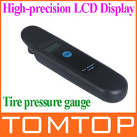 Wholesale Unbeatable At X Portable Handheld Electronic Tyre Tire Pressure Gauge PSI for Car Auto Motorcycle High precision