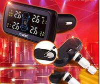 Wholesale Hot Universal U903NF Car tire pressure monitoring system pc Internal Sensors Color display screen TPMS