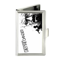 bad candy - Breaking Bad Walter White Kingpin Hesis Custom Design Unique Business Card Holder Pocket Wallet Name ID Credit Case Stainless Steel Box Case