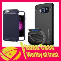 Wholesale SGP TPU Case for iphone s case and samsung Ultrathin hot protection shell for iphone5 iphone6s iphone6plus Samsung Note5 S6 S6Edge Free DHL