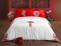Wholesale 1 KG Summer Home Textile Wedding Silk Quilt Cotton Chinese Embroidered Comforter Bedding Set Silk Blanket