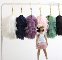 accordion pleat - NEW ARRIVAL baby girl kids tutu skirts baby rara skirt ball gown miniskirt accordion pleated skirt gift pettiskirt tulle gauze shorts