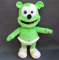 bear cans - Gummy bears plush toys Dolls Rubber bear plush toys doll Singing the gummy bear Can sing the plush toys
