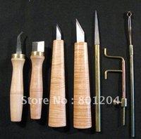 Cheap 7pcs various Violin tools,bridge,soundpost tools,cutter