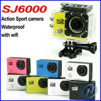 mini camcorder - Original SJ6000 WIFI Action Camera Sport Camera Waterproof M Mini Camcorder FHD Gopro Style Not Go Pro SJ inch