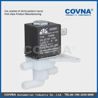 best soft drinks - HKWS6 low pressure small plastic solenoid valve for soft drink best price