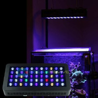 aquarium led lighting - OceanRevive New Full Spectrum Dimmable W W LED Aquarium Light Lamp W LEDs Fixture Lighting for Grow LPS SPS Coral Reef Seaweed Saltw