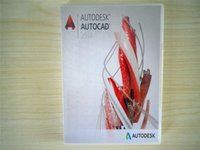 Wholesale Hot sale Autodesk AutoCAD English Full version for win bit or bit