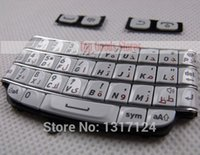 arabic keyboard keys - For BlackBerry Bold Arabic Keypad QWERTY Keyboard Top Call Keys Repair Parts White Color
