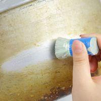 Wholesale Super Clean Rod Magic Stick Metal Rust Remover Kitchen Wash Brush Pot Kitchen Cleaning Tool JG0032 salebags