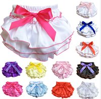 ruffle diaper cover - Infant Toddler Bloomers Baby Shorts Baby Ruffle Panties Bloomers Shorts Baby Bloomers Infant Ruffle Diaper Cover