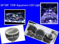 aquarium led driver - w Dimmable Led Aquarium Light Lighting for Corals meanwell driver bridgelux chip year warranty